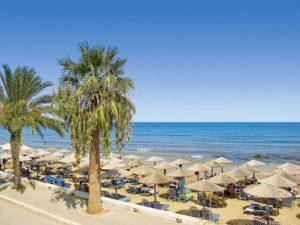 Das traumhafte Strandhotel Corissia Princess ist ein komfortables 4-Sterne-Haus.