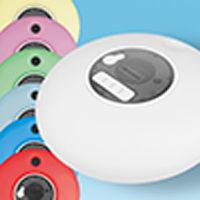 Fontastic Bluetooth-Lautsprecher Nepto, schwimmfähig, mit LED-Beleuchtung
