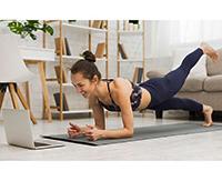 Gutschein für 1 Monat Online Live Fitness