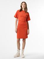 Damen Sweatkleid Izly aus Baumwoll-Jersey