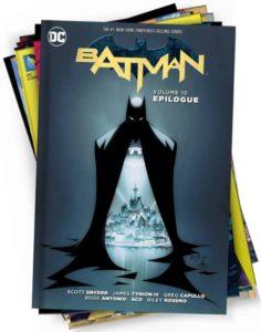 DC Comics Mystery Graphic Novel 10 Pack bei Zavvi