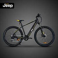 """Jeep Mountain E-Bike MHR 7000. 27,5"""" Laufräder"""