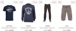 Jeans Klamotten Ausverkauf bei JEANS DIRECT