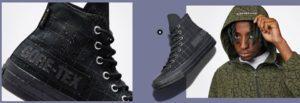 Coole Treter wasserabweisend von Converse