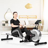 Heimtrainer von AsVIVA RA11 Rower