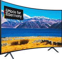 GU65TU8379U Curved-LED-Fernseher (163 cm/65 Zoll, 4K Ultra HD)